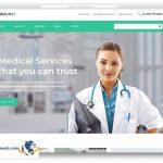 طراحی سایت ویژه پزشکان و دندانپزشکان