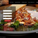 ساخت وب سایت رستوران ها