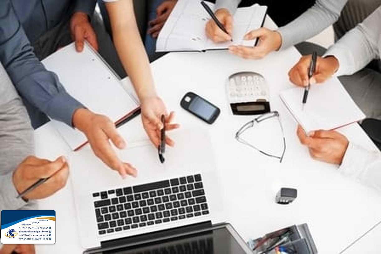 طراحی سایت های شرکتی