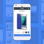 طراحی سایت برای موبایل فروشی